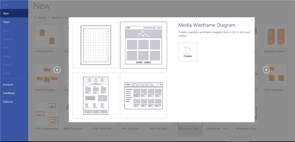 new visio wireframes bring your products to life microsoft community. Black Bedroom Furniture Sets. Home Design Ideas