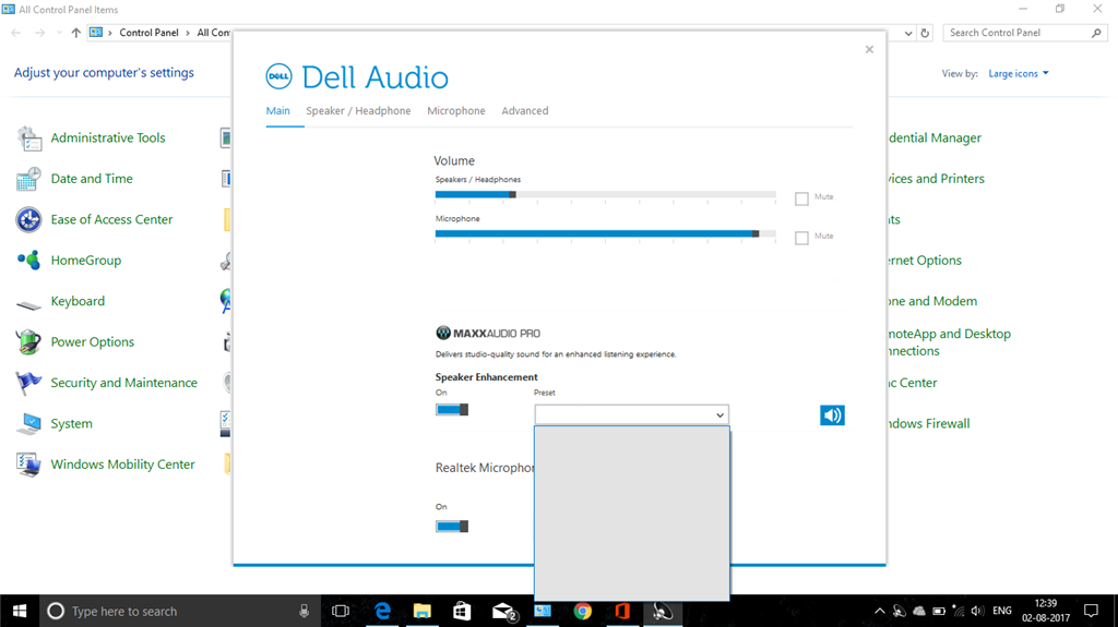 dell support drivers download list