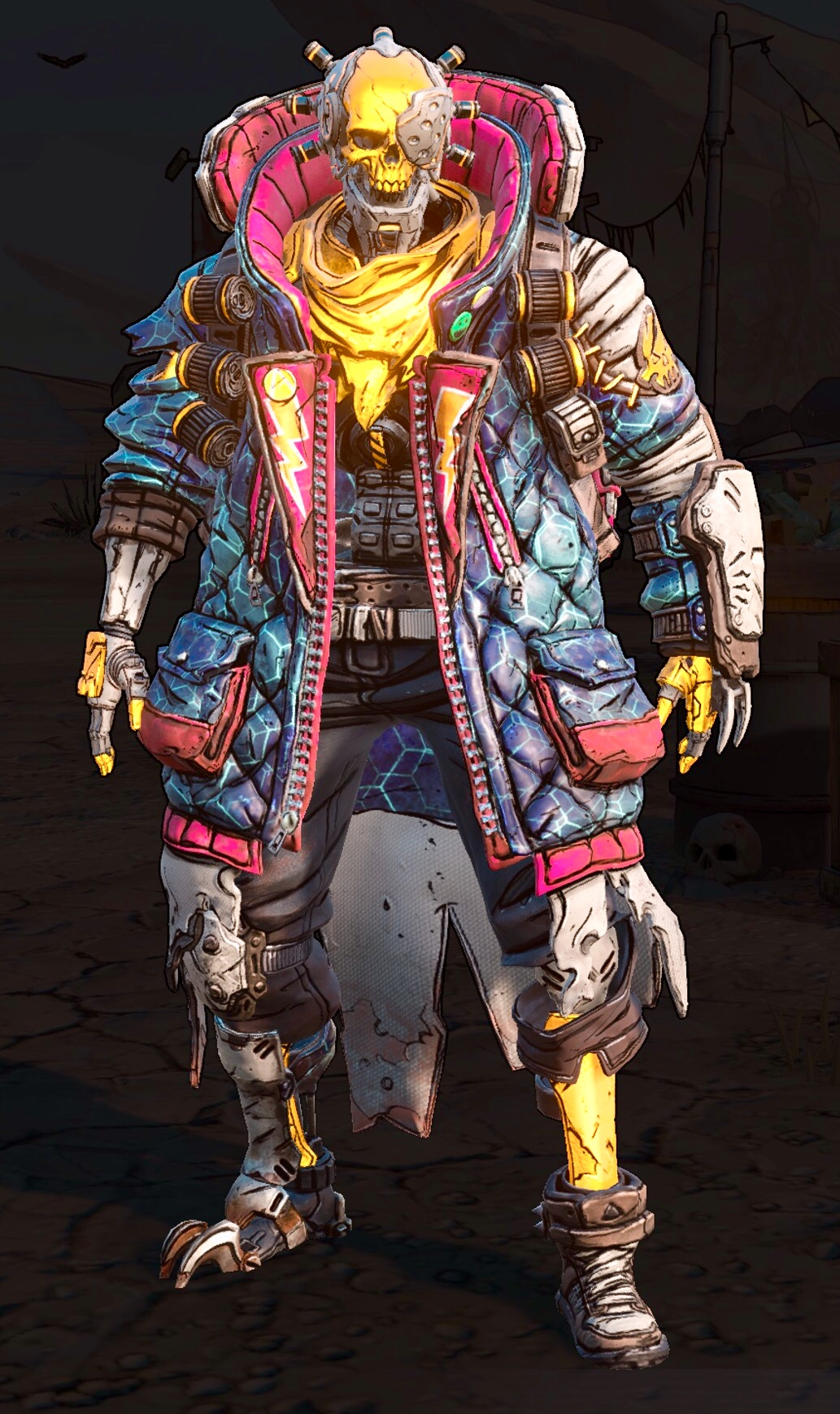 Who is your Borderlands 3 Main Character? Share some pictures if you have them. [IMG]