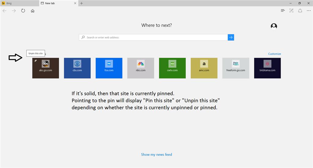 New Tab update in Edge - How do I get it? - Microsoft ...