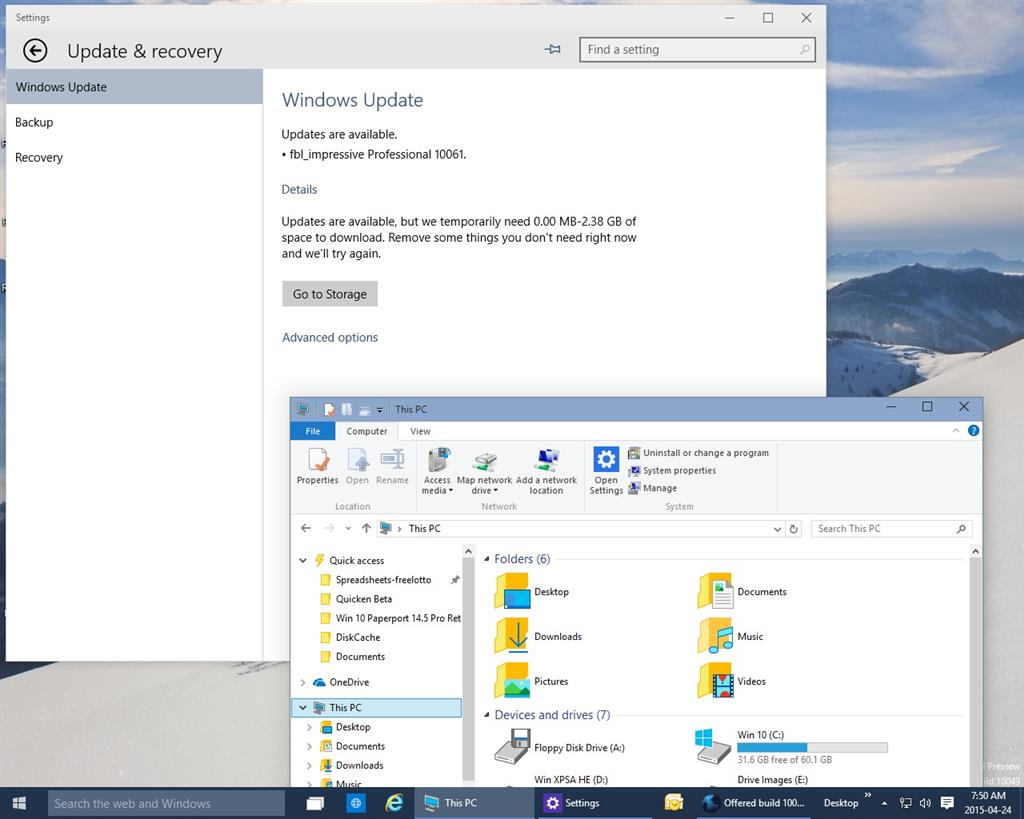 How do you Reset Windows Update for Windows 10 Technical