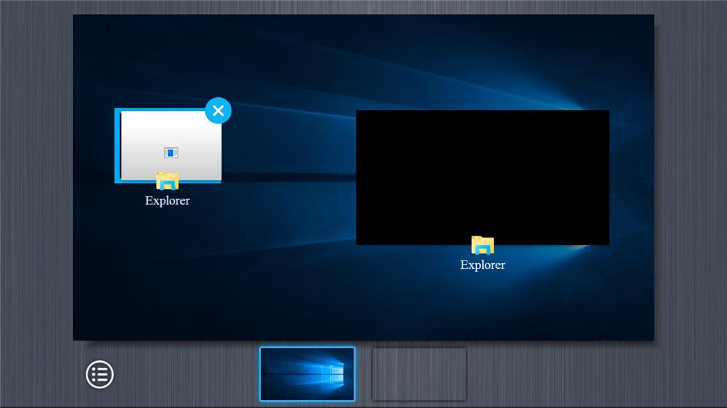 Windows 8's View in Windows 10 - Microsoft Community