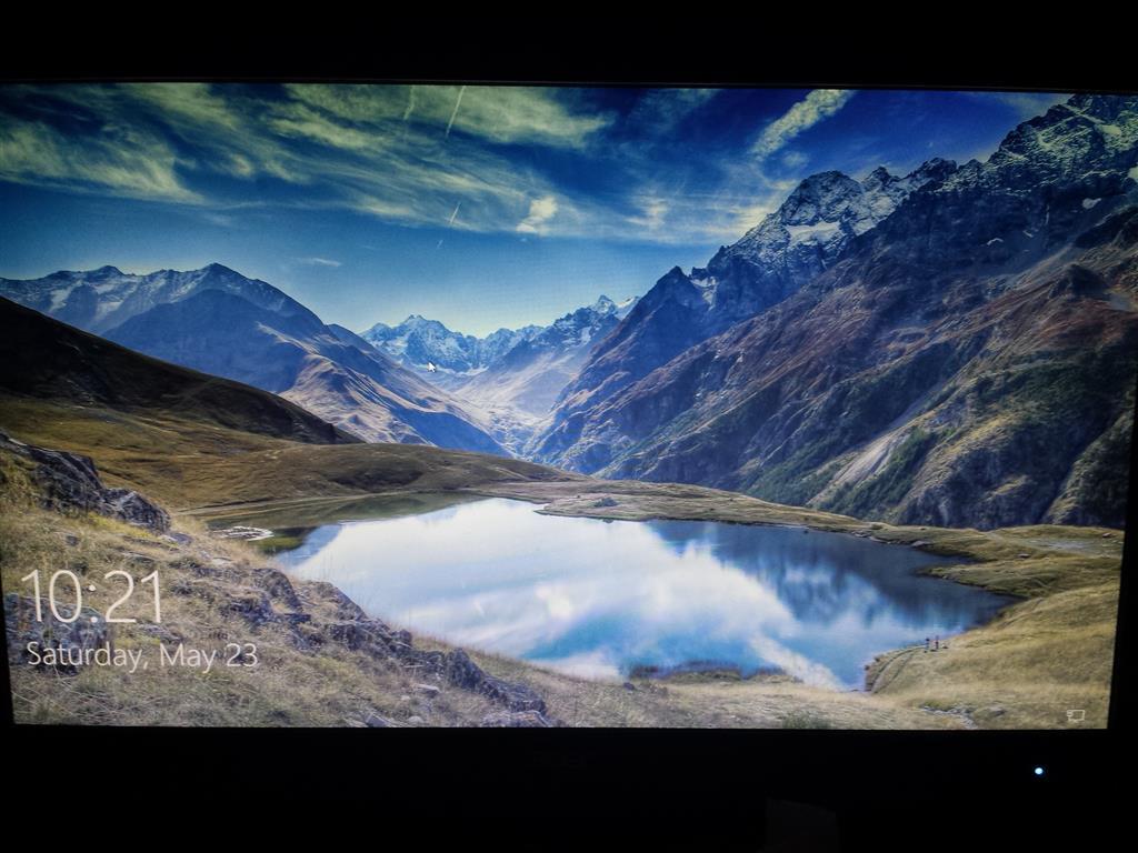 Microsoft Bildschirmschoner