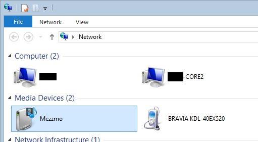 Bravia TV cannot detect windows 8 1 - Microsoft Community
