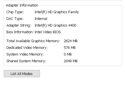 Can I change my Shared System Memory? - Microsoft Community