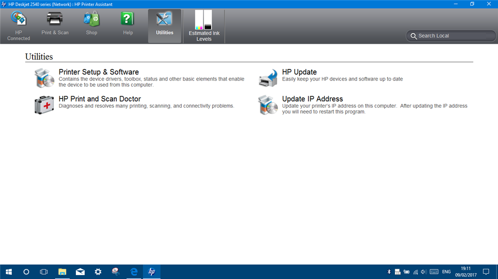 HP Scan and Print doctor app - Microsoft Community