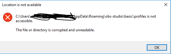Can't open a file - Microsoft Community