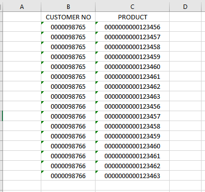 VBA Script to automate product allocation to customers ...
