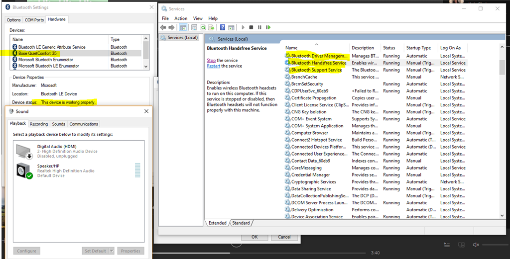 My Windows 10 Pro Lenovo Thinkpad Pc Doen T Connect With Microsoft Community