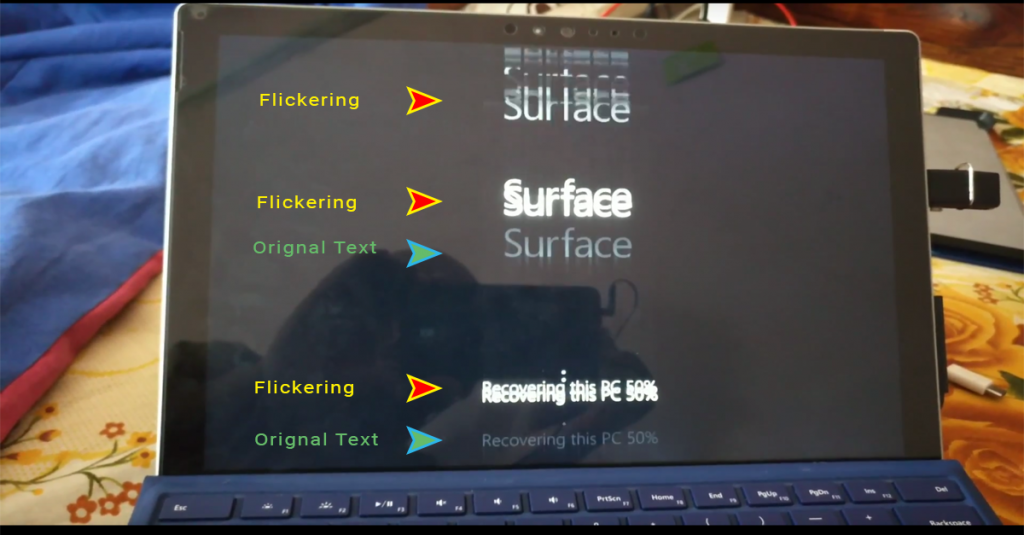 Surface Pro 4, Screen Flickering, Shaking - Microsoft Community