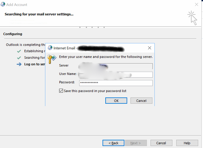 Unable to create outlook account  - Microsoft Community