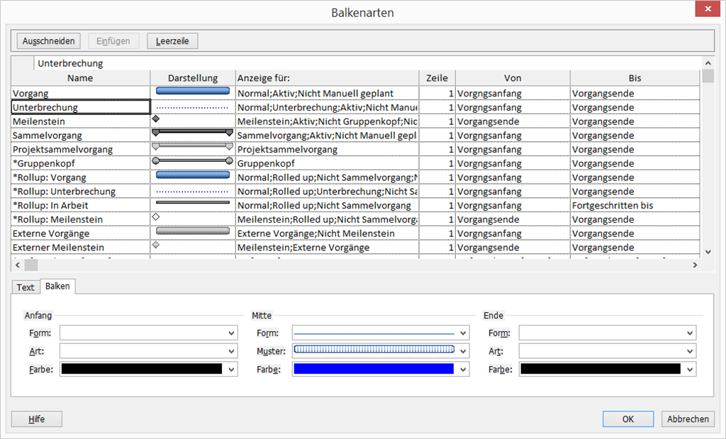 Vorgang unterbrechen im ms project 2010 microsoft community bild ccuart Images