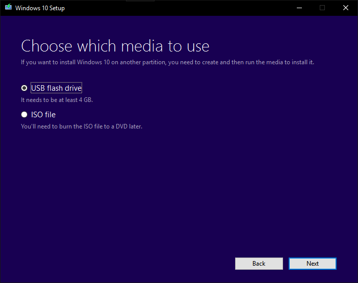 How to download official windows 10 iso files using media creation image ccuart Gallery