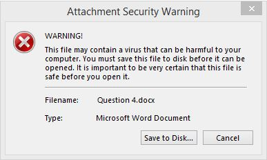Can only open attachments in Outlook 2013 when in safe mode