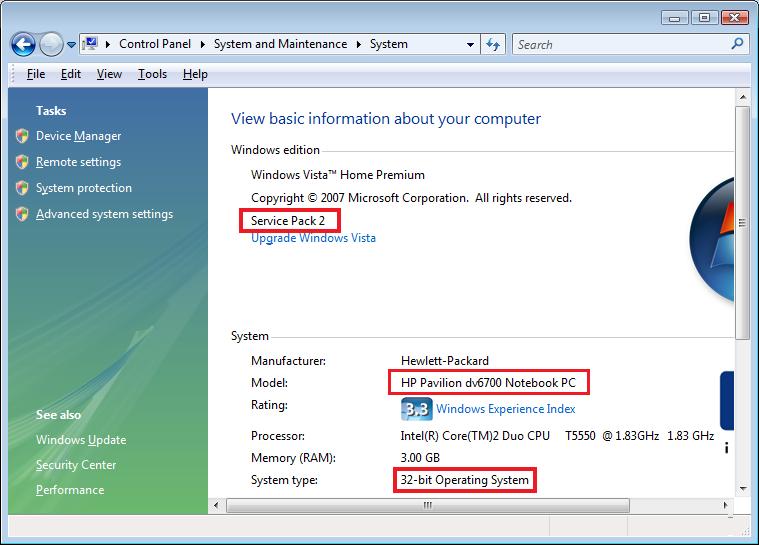 Windows Vista Service Pack Download 3