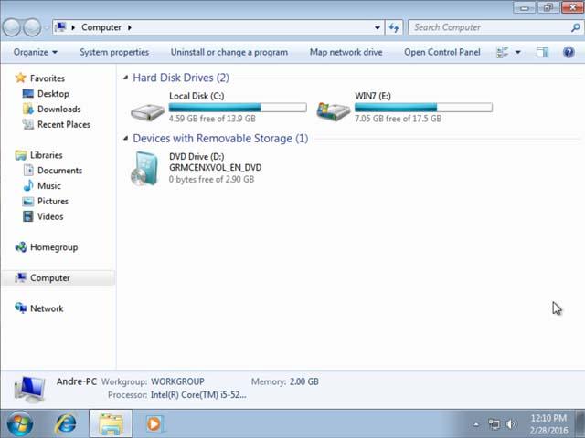 BSOD when installing Windows 7 setup files - Microsoft Community