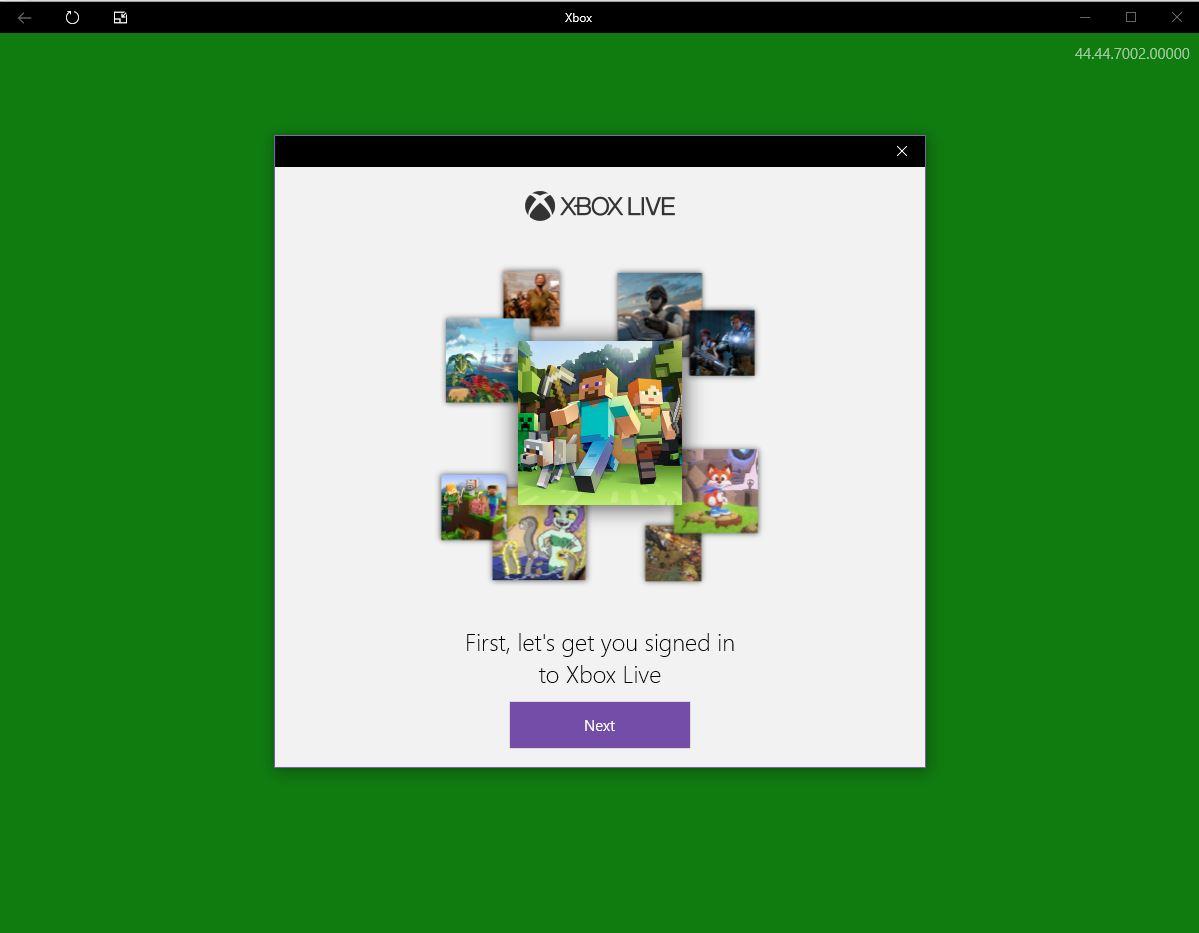 Xbox app stuck loading login (Update: Solved(?) My - Microsoft Community