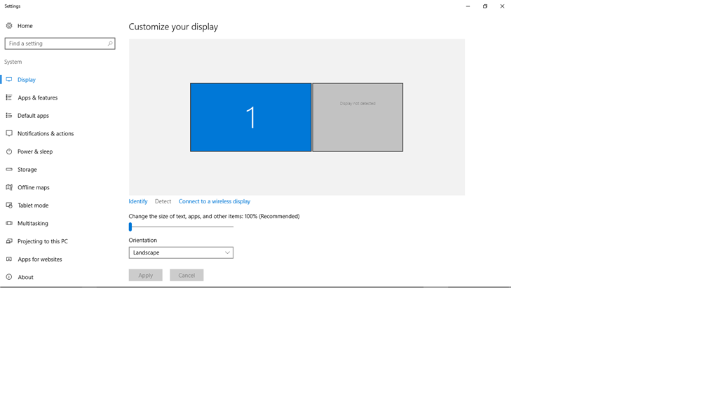 Dual Monitors Suddenly Stopped Working - Microsoft Community
