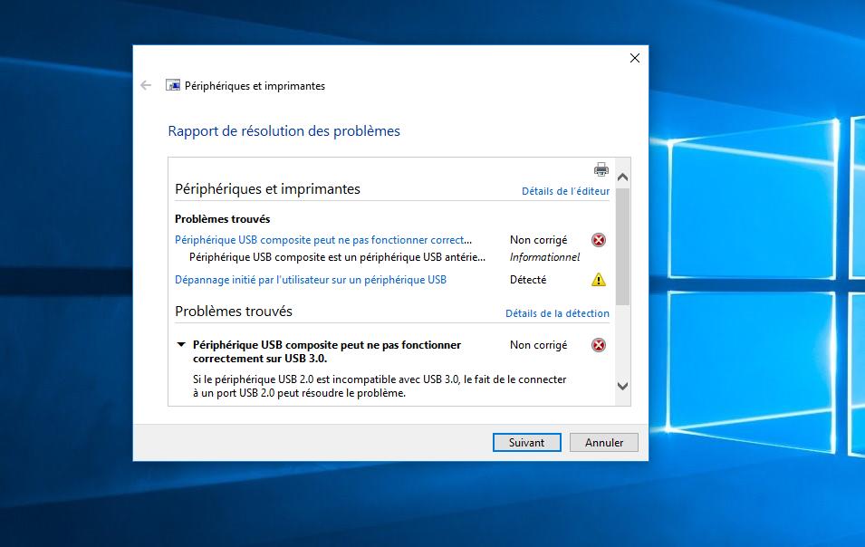 problème de périphérique manette dualshock 4 - Microsoft