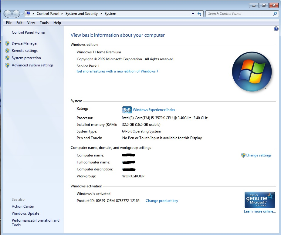 Cannot install IE9, 10, or 11 - Microsoft Community