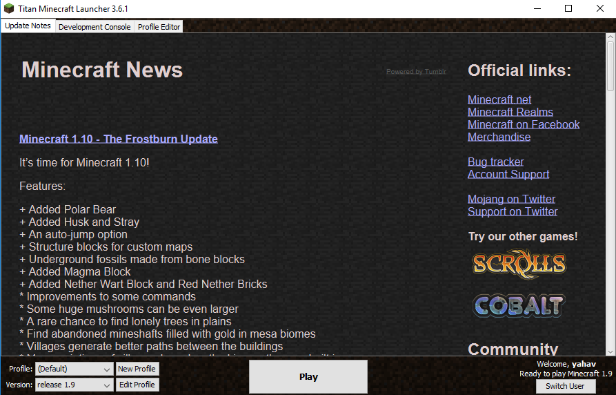 minecraft new launcher not opening