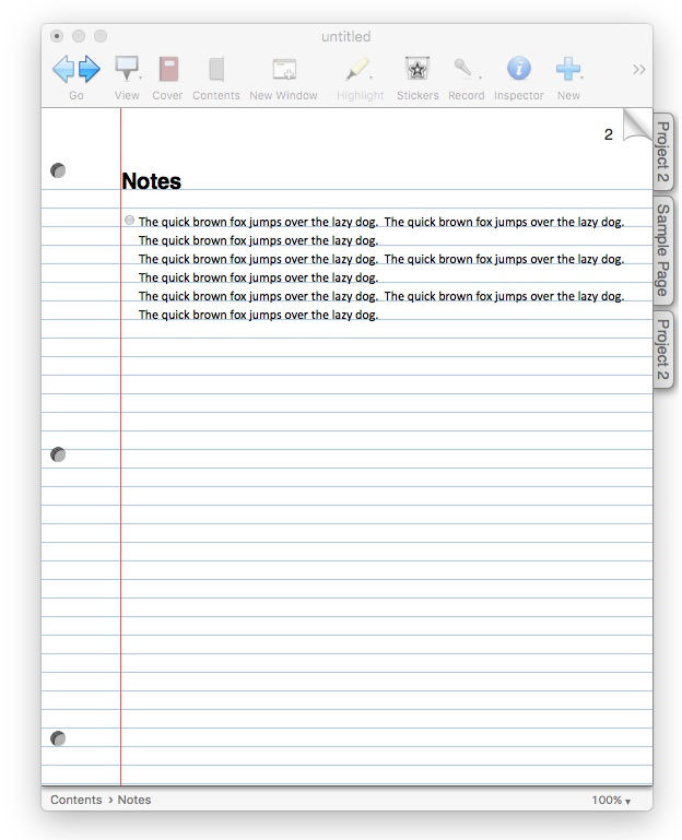 Document template with tabs on right side microsoft for Memo template word mac