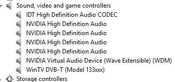 No Sound After Windows 10 upgrade - Microsoft Community