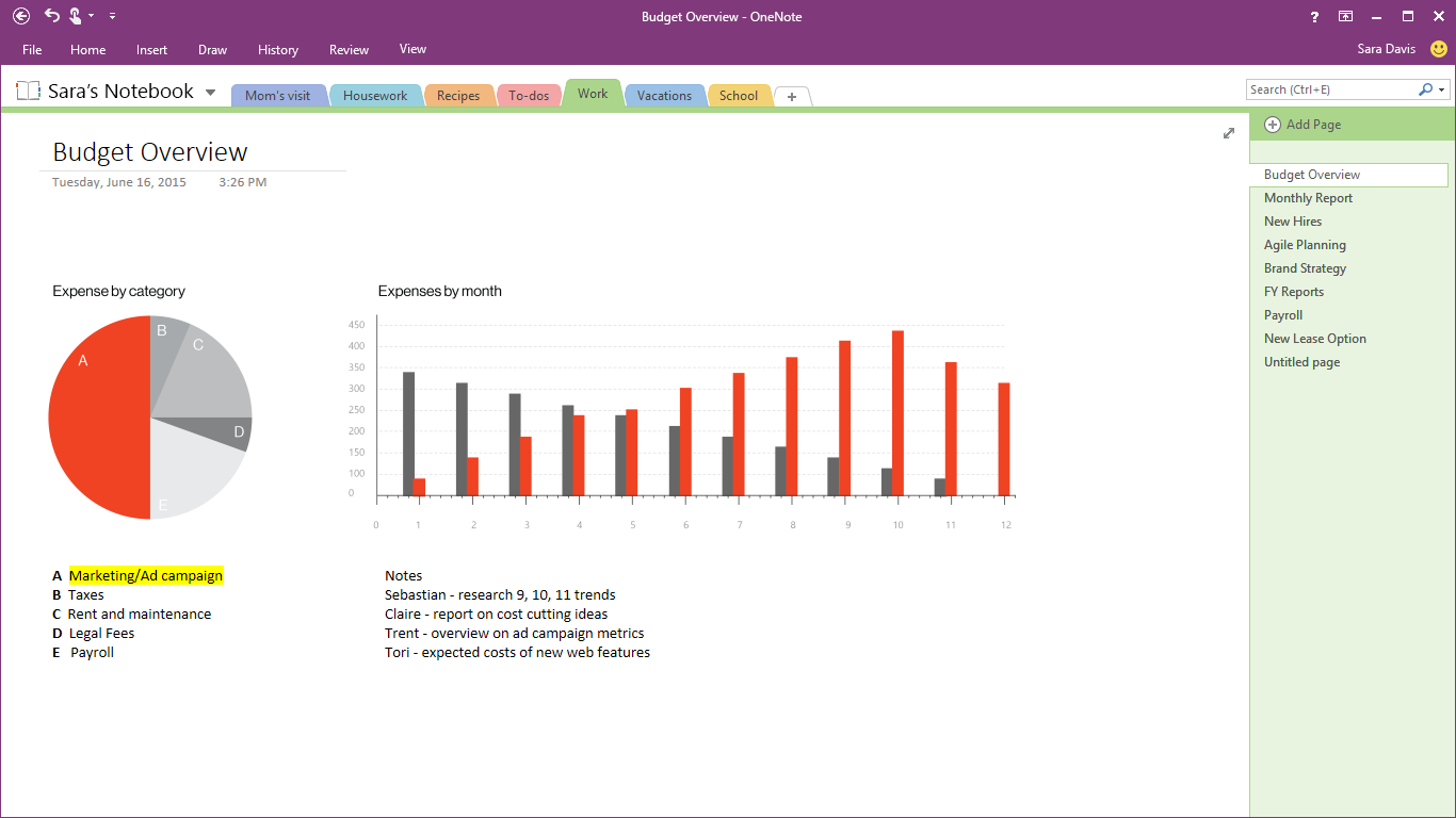 OneNote 2016 Tab Style has suddenly changed? - Microsoft Community