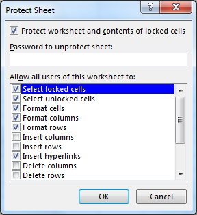 Excel 2010 prevent users from addingdeleting columns and rows image ibookread ePUb