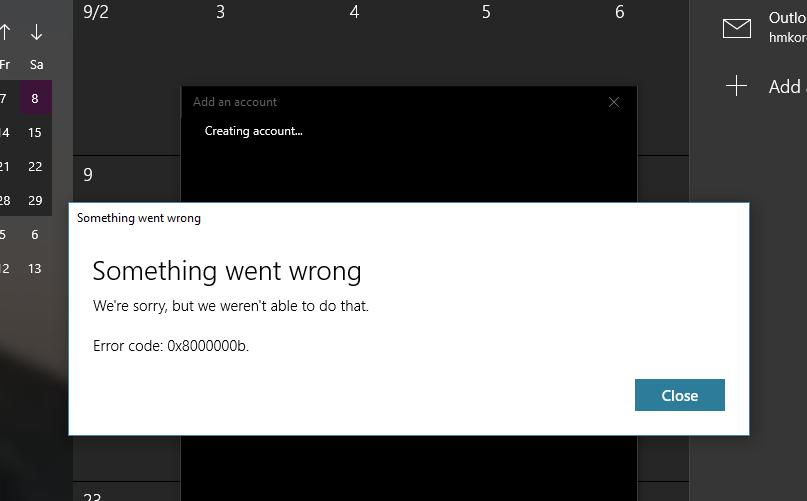 Cách Thiết Lập Thêm Tài Khoản Trong Ứng Dụng Lịch Windows 10 - AN PHÁT