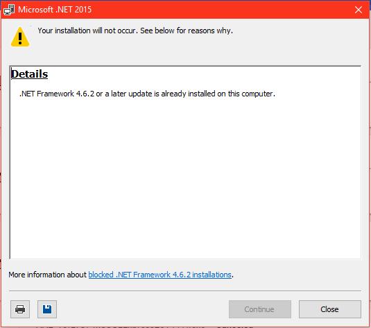 net framework version 4.6 free download for windows 7