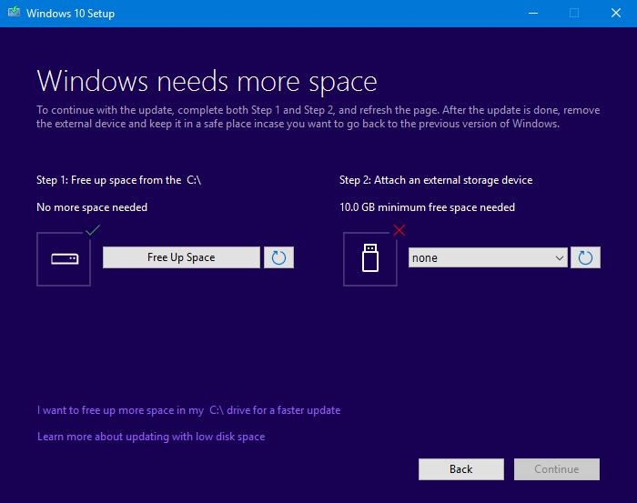 windows 10 update cd