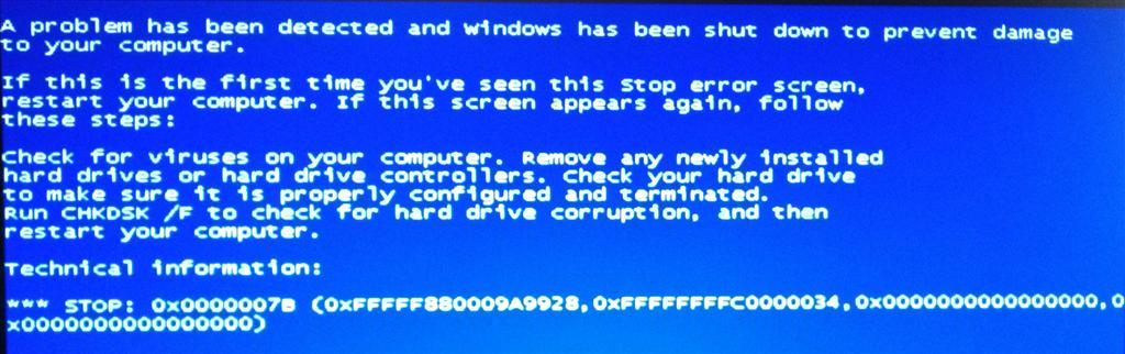 windows 7 repair computer not working