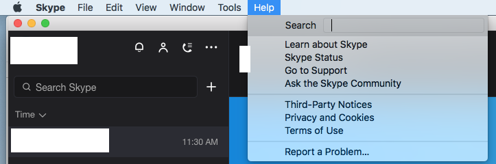 where is skype 8 for mac user guide microsoft community rh answers microsoft com Microsoft Office Reference Guides Microsoft Smart Guides