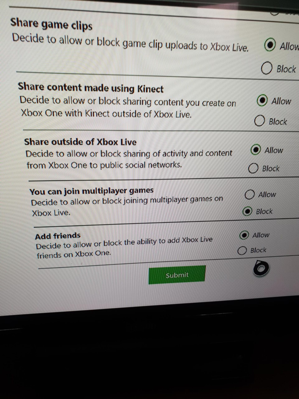 Xbox Fortnite Online Play Is Blocked For This Account Blocked Multiplayer Microsoft Community