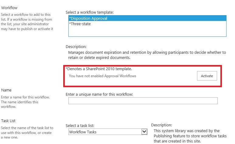 Missing Workflow Template For Sharepoint Online Microsoft Community