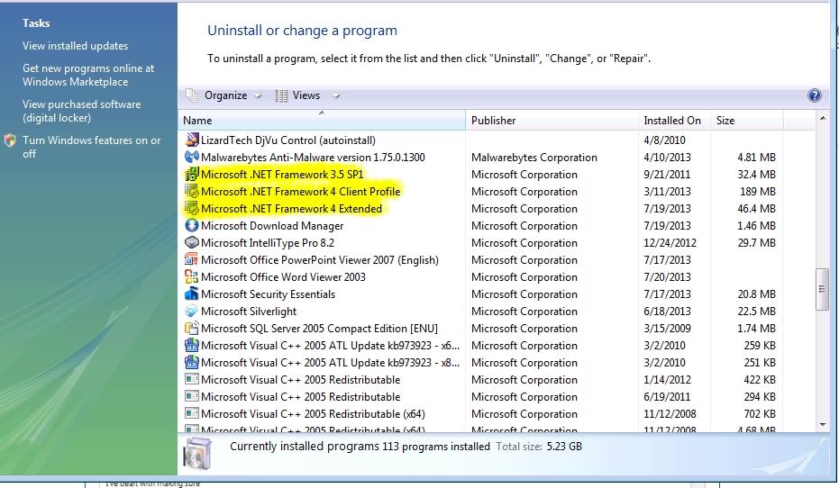 Internet Explorer 9 Blocker Toolkit  Can't install IE9 after