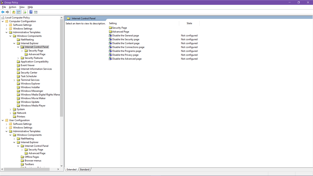 group policy editor not found in windows 8.1