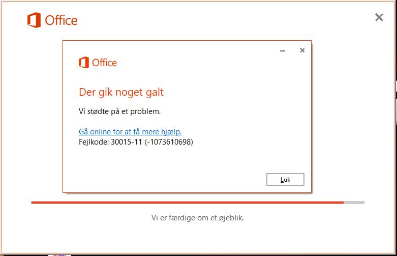 Can't install: Error code 30068-39 (2) - Microsoft Community