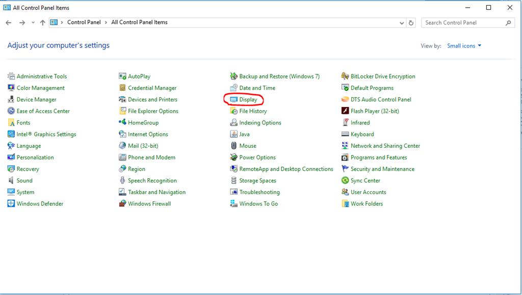 Bold desktop icon titles in windows 10 home - Microsoft Community