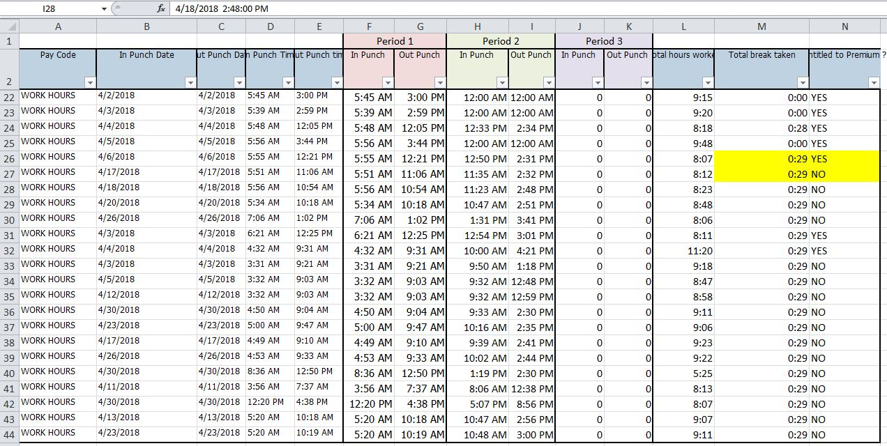 Why is microsoft excel 20 returning different answers for the ...