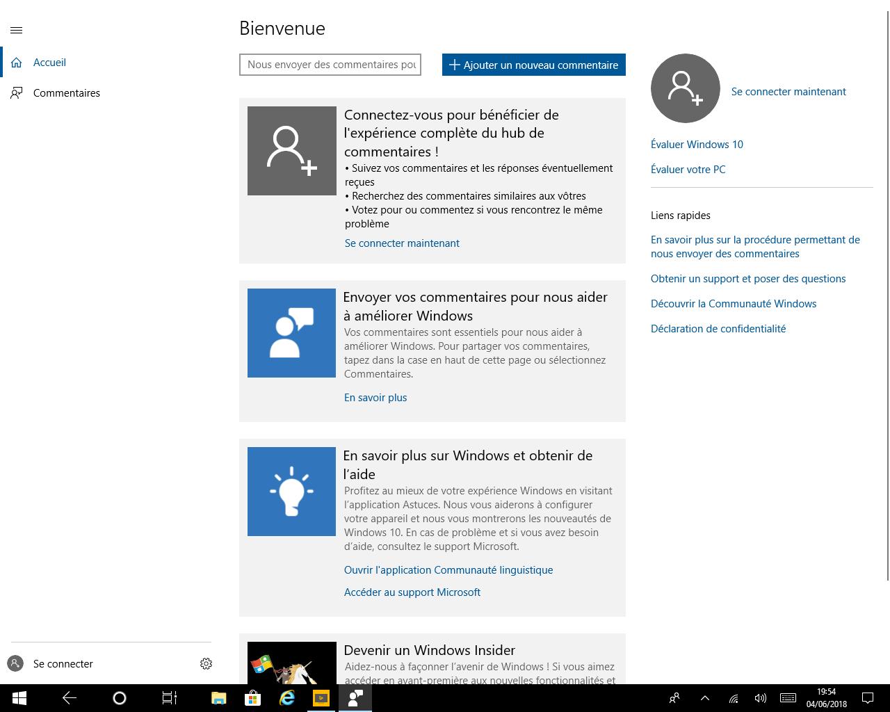 Microsoft Community - Super Fresh