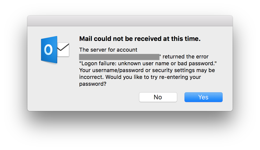 Microsoft outlook 2016 for mac keeps asking for password | Outlook