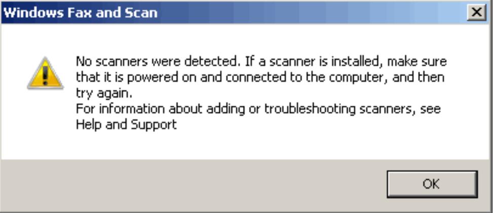 Laserjet 3030 prints but won't scan or fax - Microsoft Community