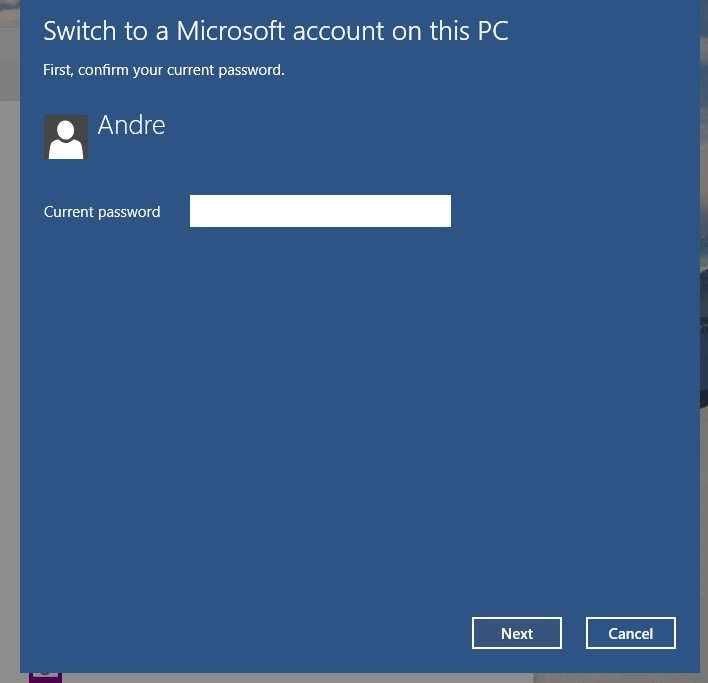 windows 10 cannot sign into microsoft account