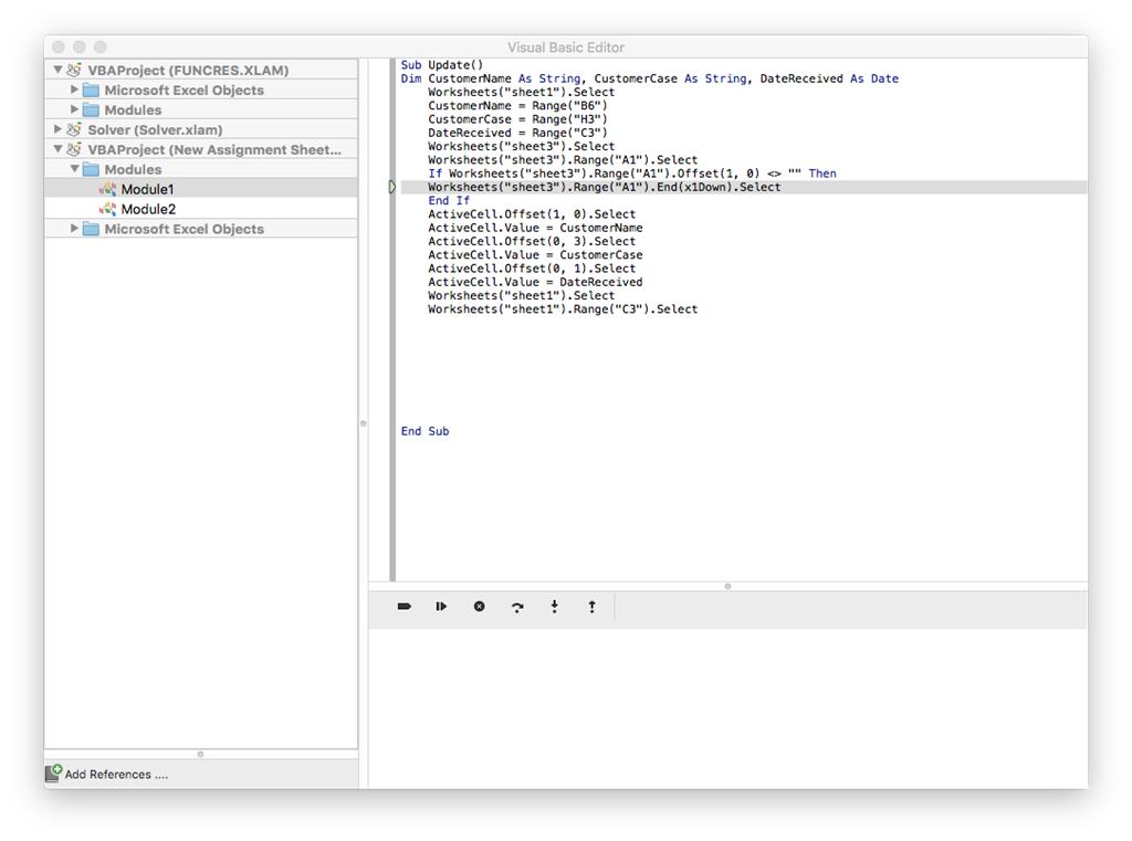 Excel for Mac Runtime 1004 error - Microsoft Community