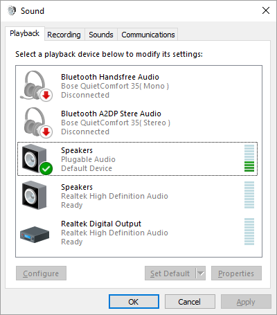 jbl go bluetooth driver windows 10