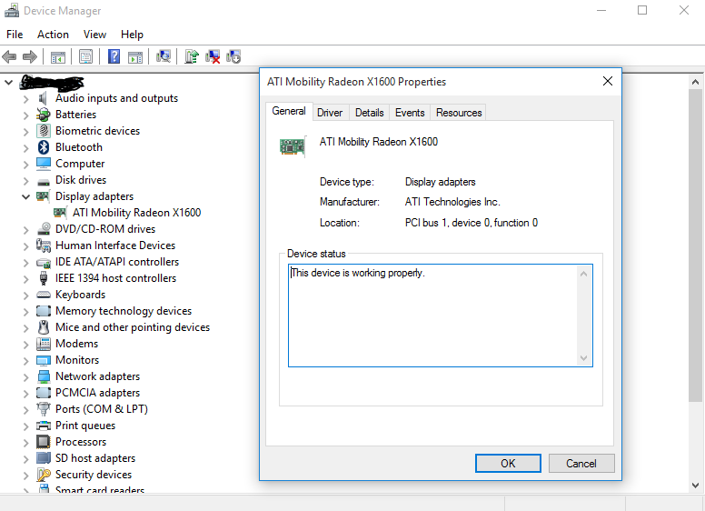 Ati mobility firegl v5200 windows 10 driver auditdedal.