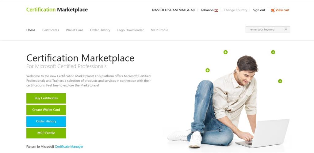 Where To Get Microsoft Certification Image Collections Creative