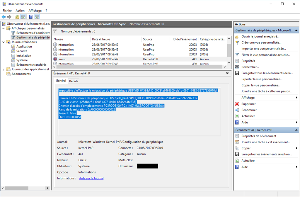 gestionnaire pour appareils windows mobile 6.1 pour windows 7 64 bits